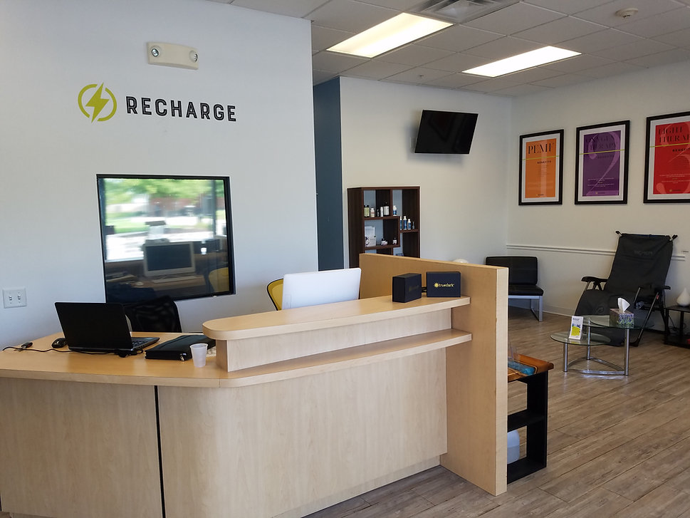 functional wellness clinic in West Des Moines Iowa - ReCharge Clinic