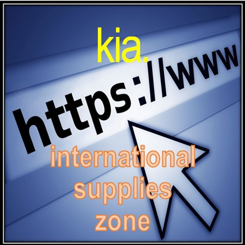 TLD (Top Level Domains) - kia
