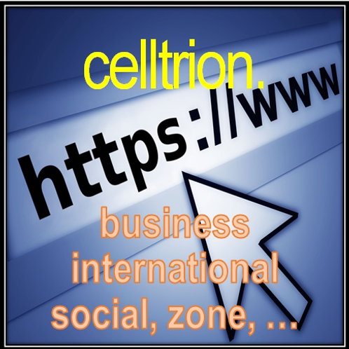 TLD (Top Level Domains) - celltrion