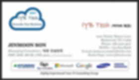 IYB Tech Jinmoon's Business Card