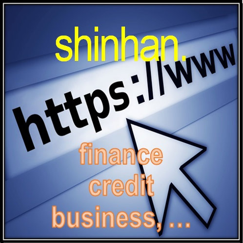 TLD (Top Level Domains) - shinhan