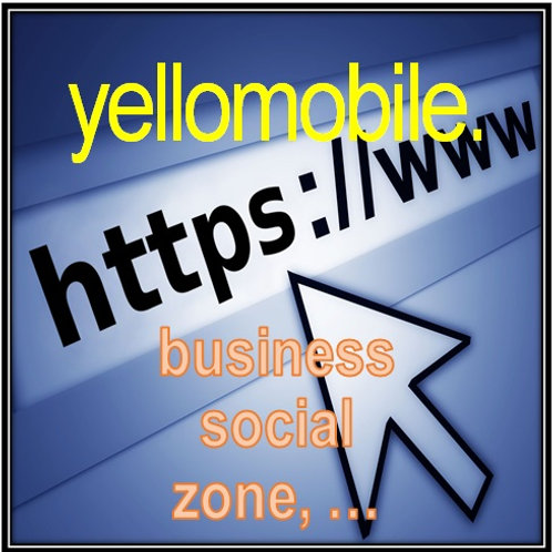 TLD (Top Level Domains) - yellomobile