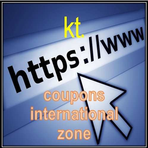 TLD (Top Level Domains) - kt