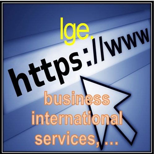 TLD (Top Level Domains) - lge