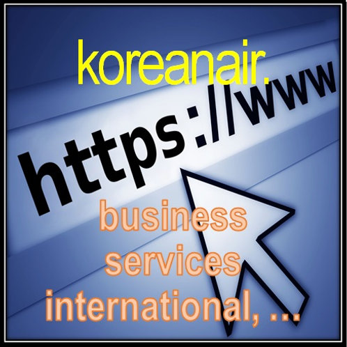 TLD (Top Level Domains) - koreanair