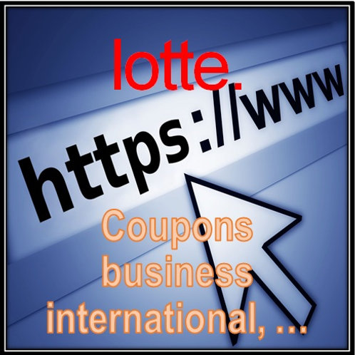 TLD (Top Level Domains) - lotte
