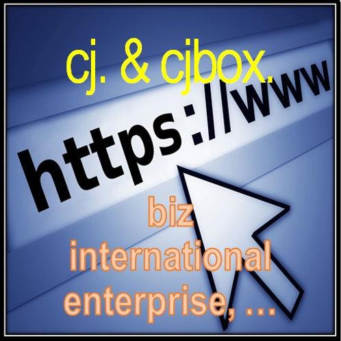 TLD (Top Level Domains) - cj & cjbox