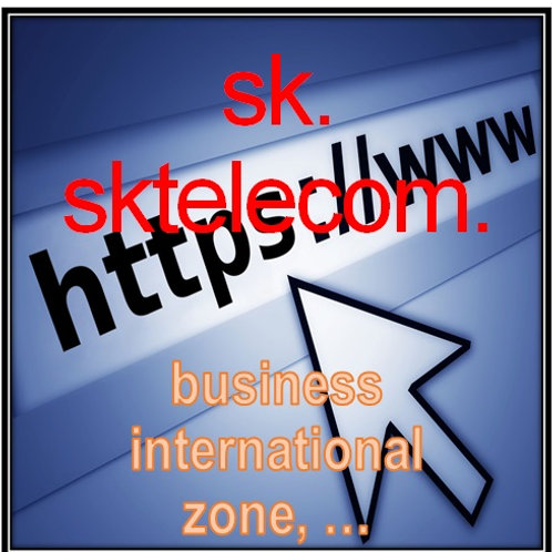 TLD (Top Level Domains) - sk and sktelecom