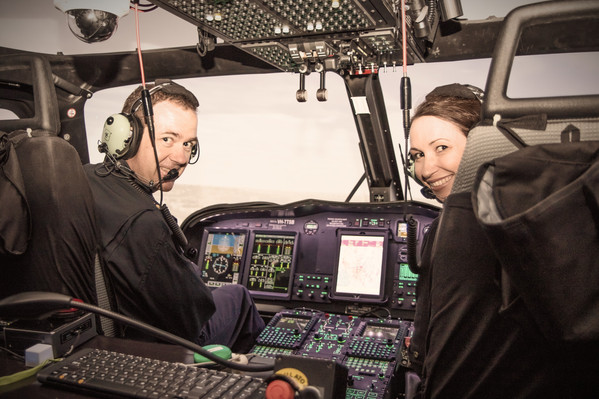 Thales Flight Simulator