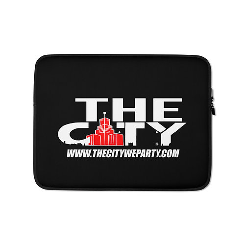 THE C.I.T.Y. Laptop Sleeve