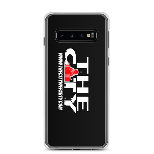 THE C.I.T.Y. Samsung Case - black
