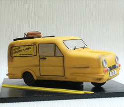 Only fools and horses robin reliant car