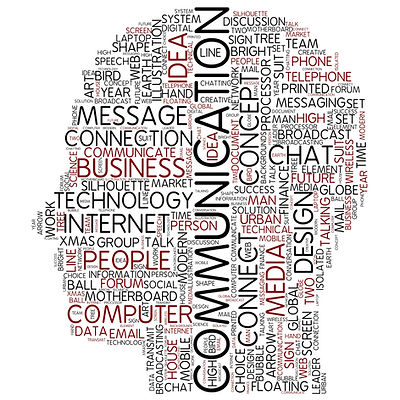 COMMUNICATION _ Word Art