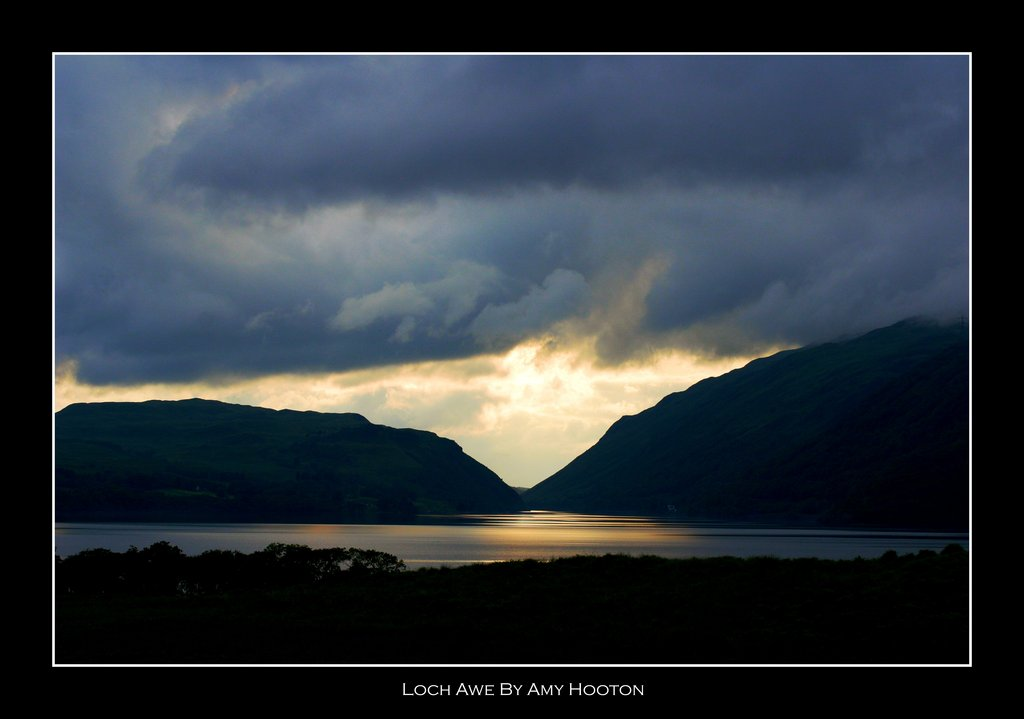 Loch Awe by Amy Hooton