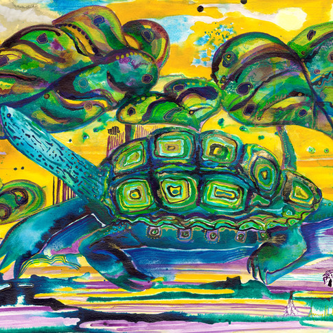 Brer Terrapin by Amy Hooton