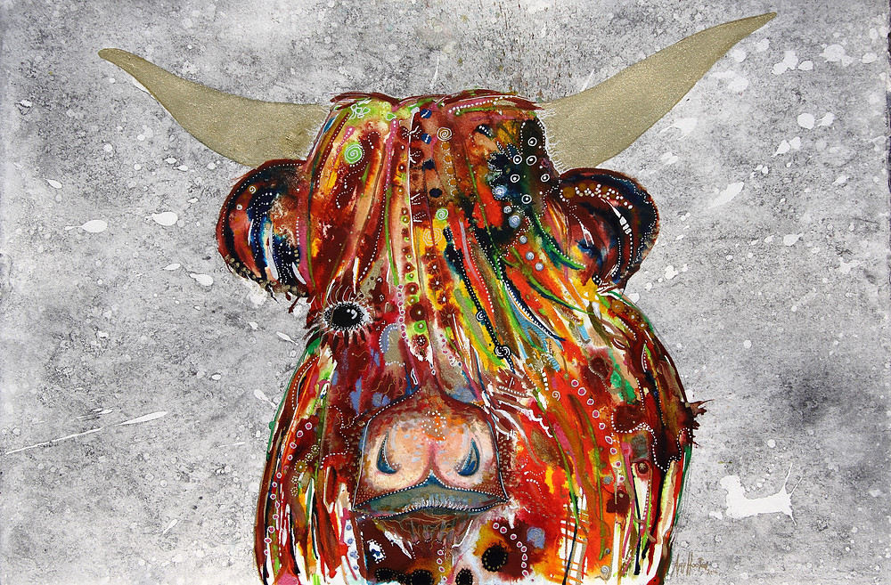 Hippy Coo by Amy Hooton