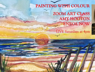 PAINTING WITH COLOUR