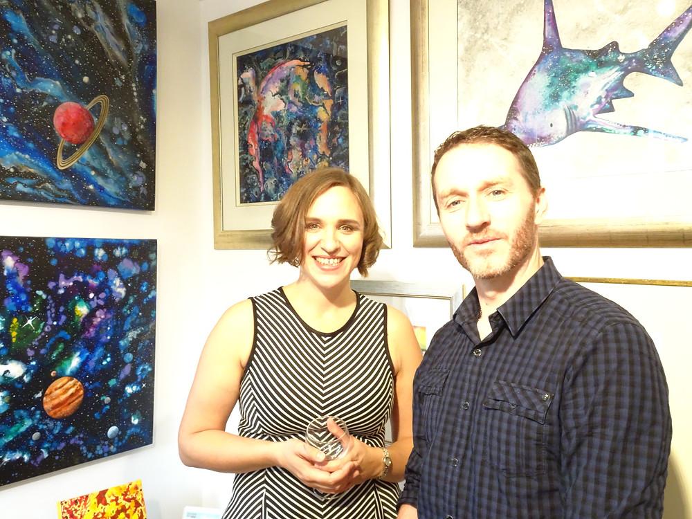 Meet the artist Amy Hooton
