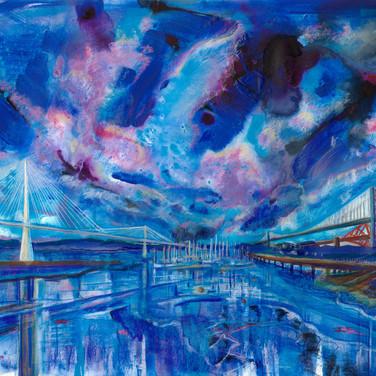 3 Bridges by Amy Hooton