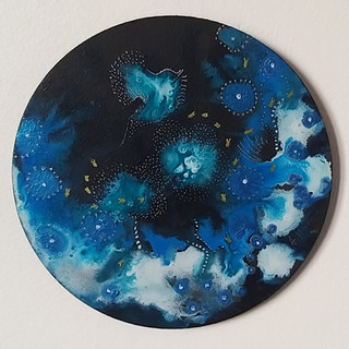 Cosmic Ocean Jellyfish