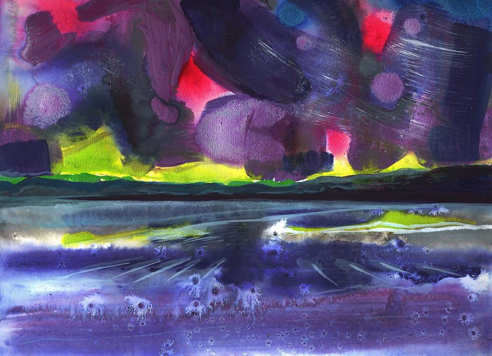 Sea Loch by Amy Hooton