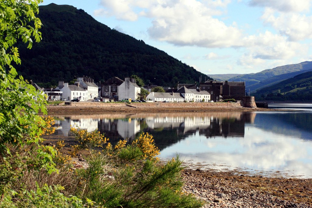 Inveraray reflections By Amy Hooton