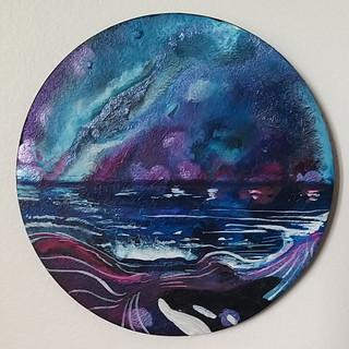 Orca waves