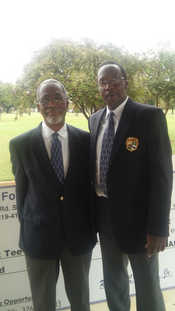 Dallas: Founding member Howard Aldridge, Tom Sweeney