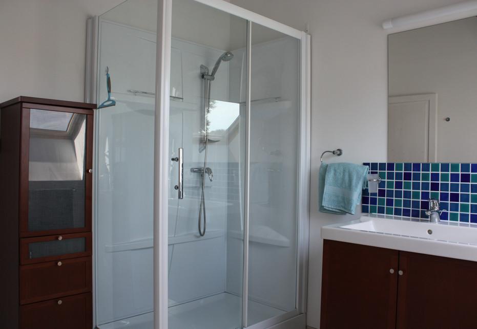 Shower in Master Ensuite