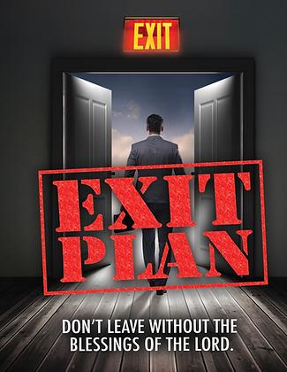 Exit Plan Manual