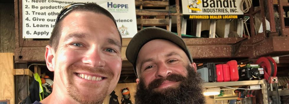 Meet The Crew | Hoppe Tree Service | Wisconsin