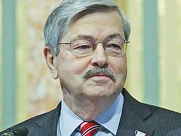美新任驻华大使布兰斯塔德通过视频向中国人民问候