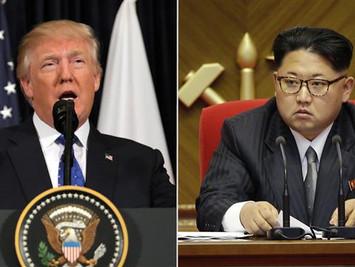 特朗普称其此前对朝鲜声明还不够强硬