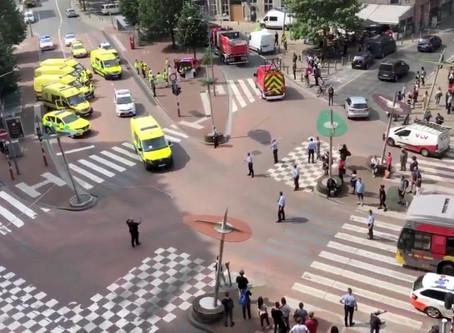 比利时恐袭事件致3死2伤
