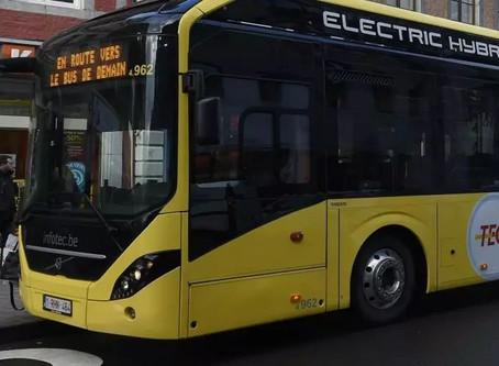 再也不想自己开车上班!比国推出新型公交瓦隆快线(WEL),舒适快速可无线上网