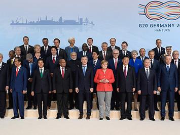 开放 创新 包容:习近平G20开出全球治理药方