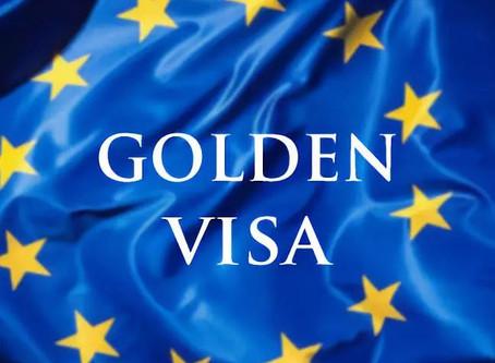 """欧盟刚刚宣布严管中国人最爱的""""黄金签证"""""""