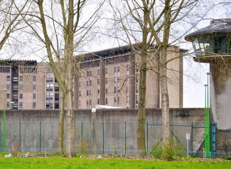 比利时最大的Lantin监狱遭遇麻疹袭击,连超级重案都被暂停审理