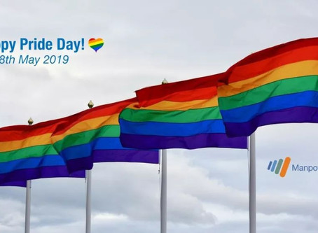 """宽容的比利时,和盛大的2019同性恋""""骄傲大游行"""""""