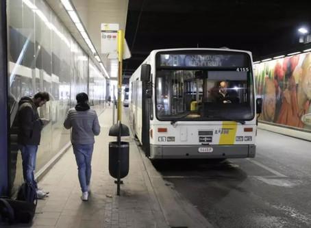 北站难民有疥疮、肺结核和疟疾险情?De Lijn公交司机拒绝停靠布鲁塞尔北站