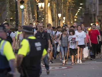 西班牙恐攻主嫌疑出境传原想炸圣家堂