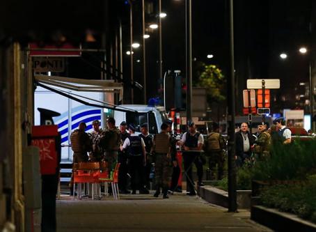 布鲁塞尔伦敦连发袭警事件 比利时击毙嫌犯定性为恐袭