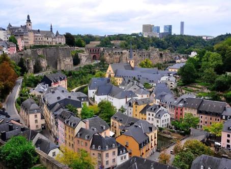 卢森堡幸福新政:最低净工资1950欧!公交全免费,假期多两天,油价特别低