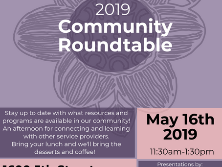 CJ Roundtable: May 16th 2019