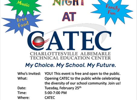 CATEC International Night
