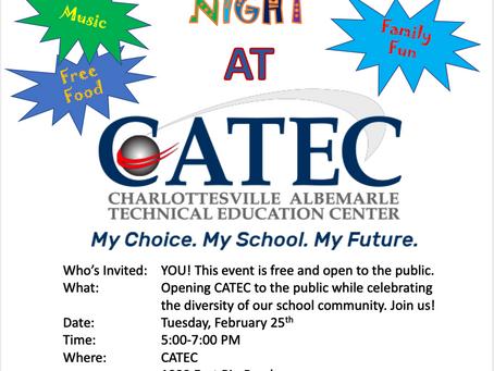 CATEC International Night