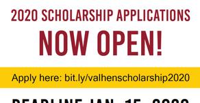 VALHEN Scholarship Program