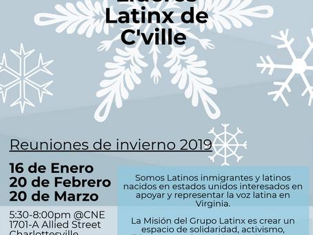 Latinx Leadership Initiative: Winter Meetings!