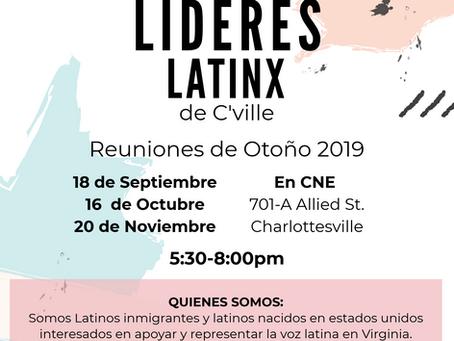 Latinx Leaders Meeting