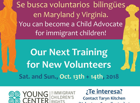 Young Center is Looking for Bilingual Volunteers!